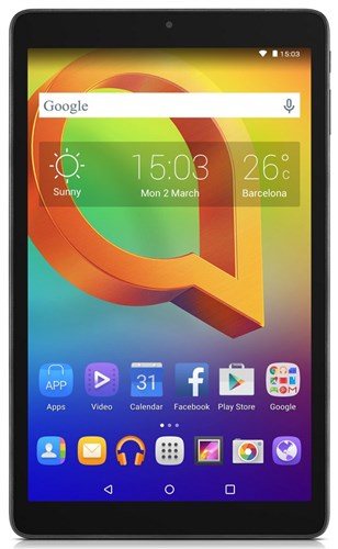 ALCATEL A3 10 8079 Black/Android