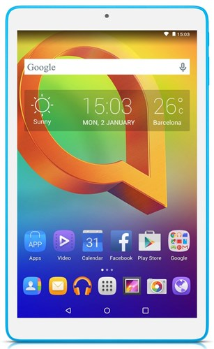 ALCATEL A3 10 8079 White/Android