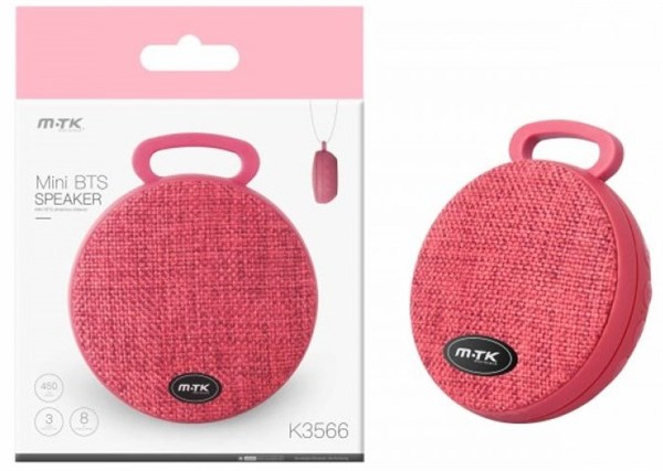 APLUS BT Mini Speaker PLUS,red 0451133