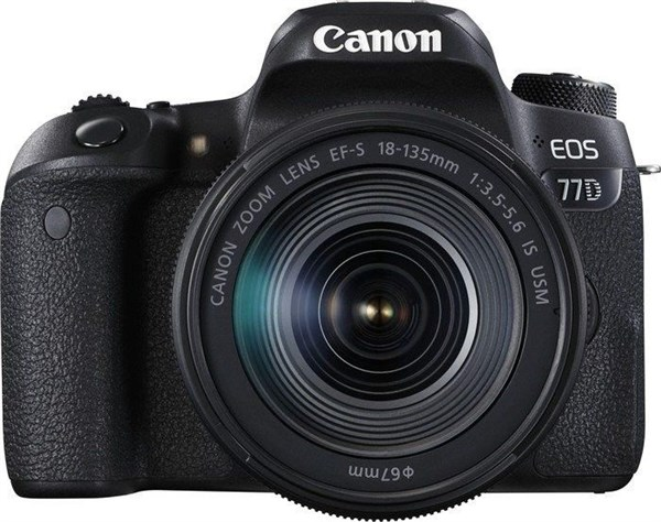Canon EOS 77D + 18-135 IS USM ValueUpKit