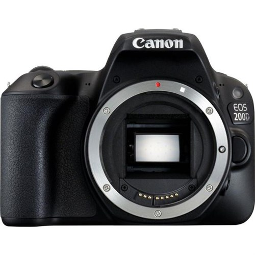 CANON EOS 200D Black BODY
