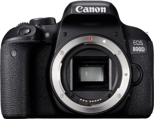 CANON EOS 800D Black body