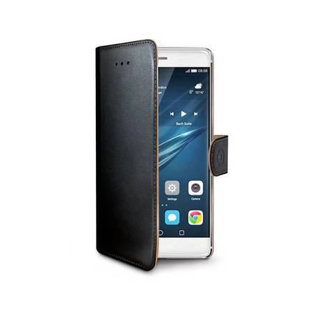 Pouzdro na mobil flipové Celly Wally pro Huawei P9 - černé