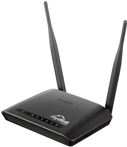 D-LINK WiFi N300 Cloud Router (DIR-605L)
