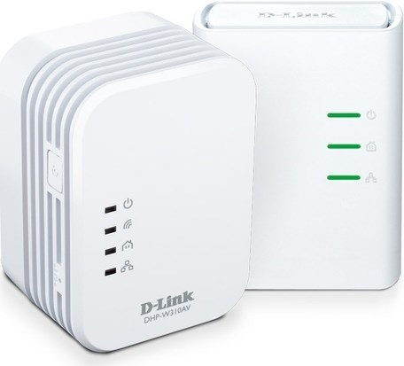 D-LINK PowerLine AV500/WiFi (DHP-W311)