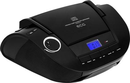 ECG CDR 800 U Black