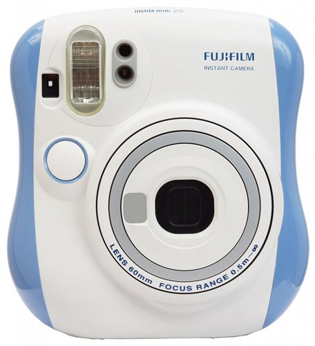Fujifilm INSTAX MINI 25 - Blue