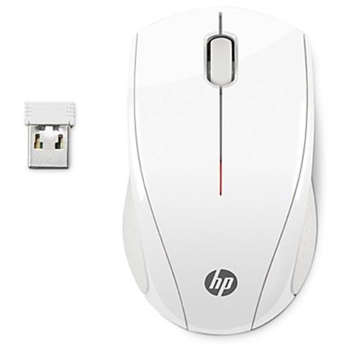 HP Wireless Mouse X3000 Blizzard White