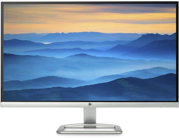 HP LCD IPS Monitor 27es LED backlight AG