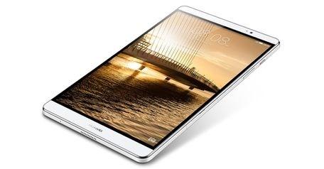 HUAWEI MediaPad M2 Silver 16GB WiFi