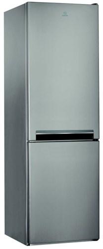 Chladnička komb. Indesit LI8 S1 X