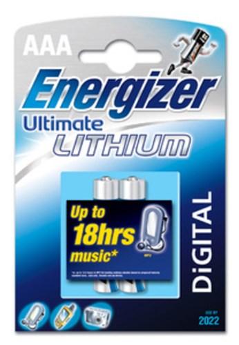 ENERGIZER 639170 Ultm.Lithi.AAA/2 632962