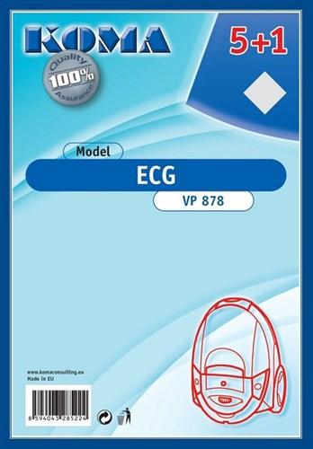Koma EC04S - ECG VP 878 SMS