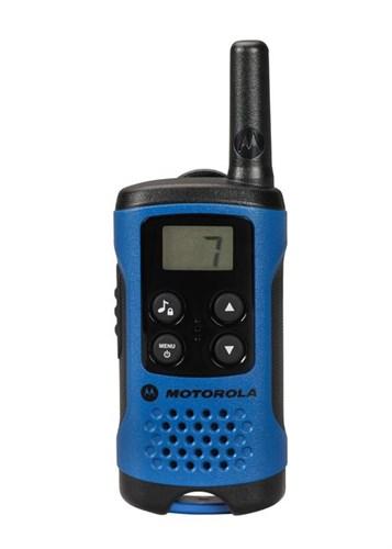 Motorola TLKR T41 modrá