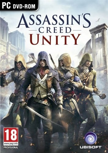 HRA PC Assassin\'s Creed: Unity