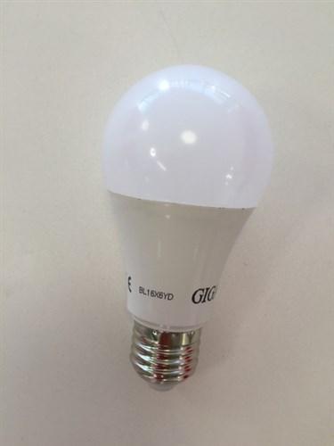 GIGALED E27 7W tep.bílá GL-E27-7-600W