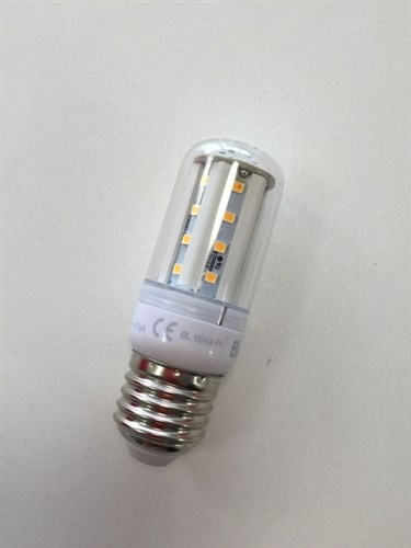 Best-Led E27 6W tep.bílá BL-C0-6-WW-E27