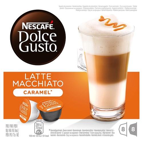 NESTLE Nescafe CARAMEL LATTE MACCHIATO