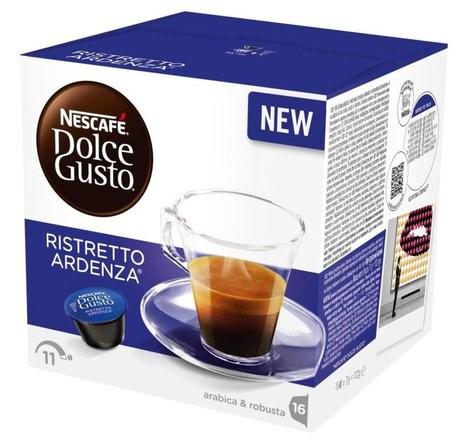 NESTLE Nescafe RISTRETTO ARDENZA
