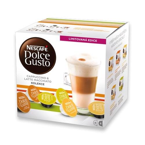 NESTLE Nescafe Bílý Mix Box