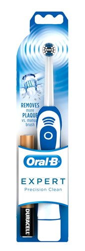 ORAL-B D4 Battery Precision Clean Brush