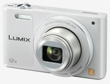 Fotoaparát Panasonic DMC-SZ10EP-W, bílý