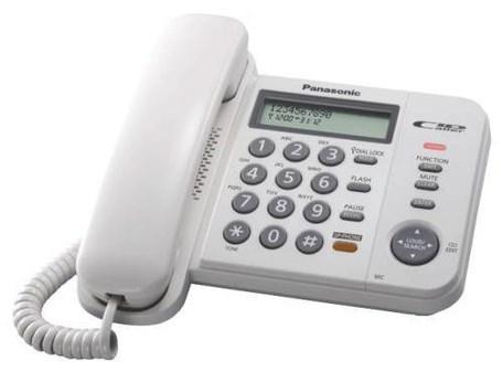 PANASONIC KX-TS580FXW bílý