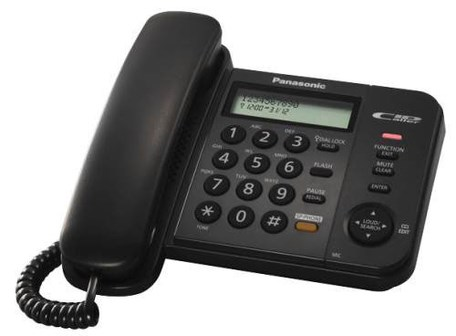 Panasonic KX TS580FXB černý