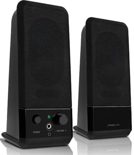 Reproduktory Speed Link Event Stereo Speakers - černé
