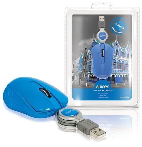 SWEEX Curacao Mini Mouse, blue
