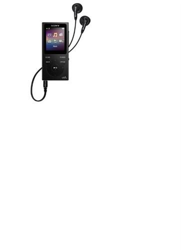 MP3 přehrávač Sony NW-E394B, 8GB
