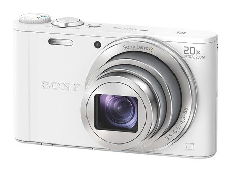 SONY DSCWX350W