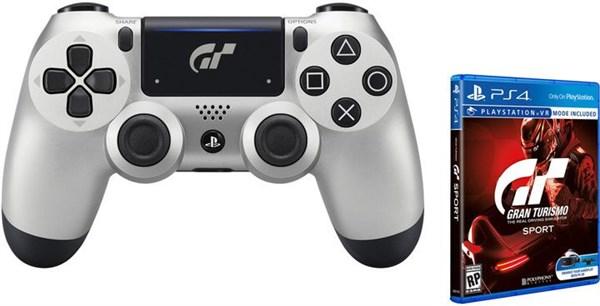SONY PS4 Dualshock V2-GT Sport + hra GTS