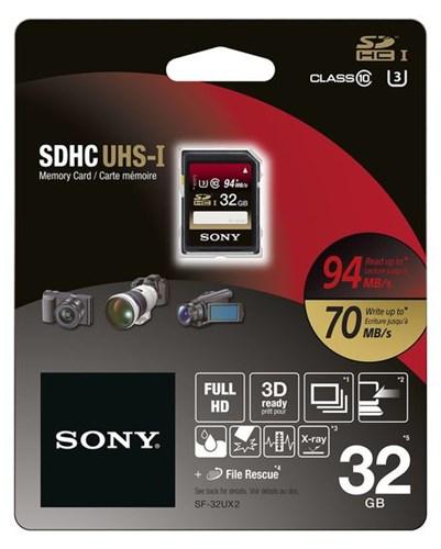 SONY SDHC UHS-1 32 GB