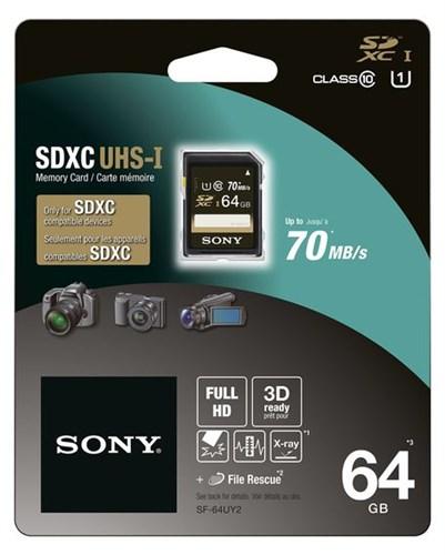 SONY SDXC 64GB