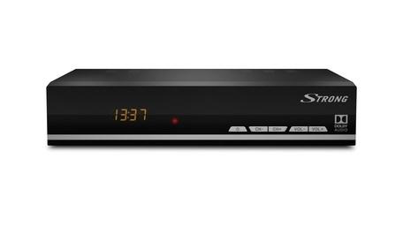 STRONG SRT7007 DVB-S2 FTA přijímač