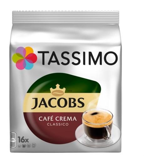 Tassimo Jacobs Caffe Crema Classico16x7g