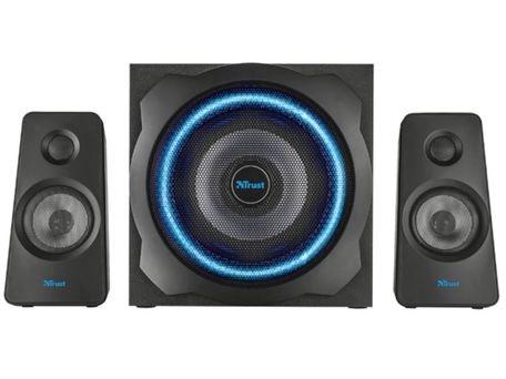 Reproduktory Trust GXT 628 - černé/modré