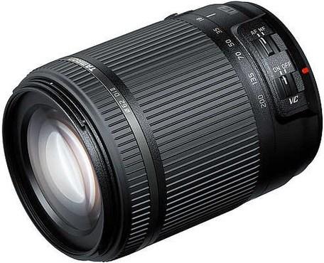 Objektiv Tamron AF 18-200mm F/3.5-6.3 Di II VC pro Canon