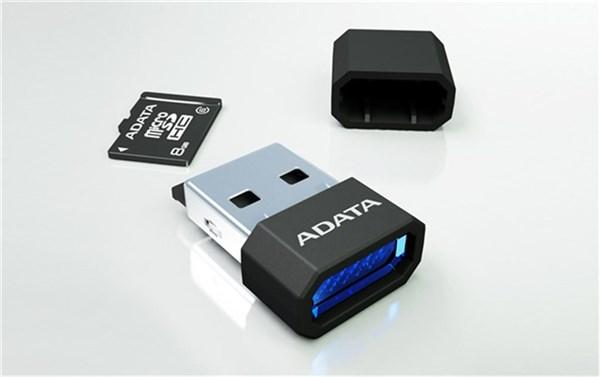 ADATA USB micro čtečka microSD/microSDHC