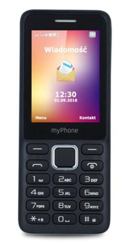 myPhone 6310 DUAL SIM ČERNÝ