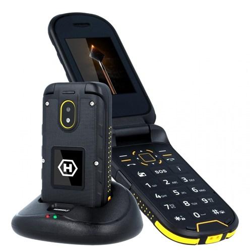 myPhone HAMMER BOW PLUS ORANŽ-ČERNÝ